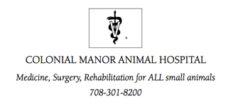 Colonial Manor Logo