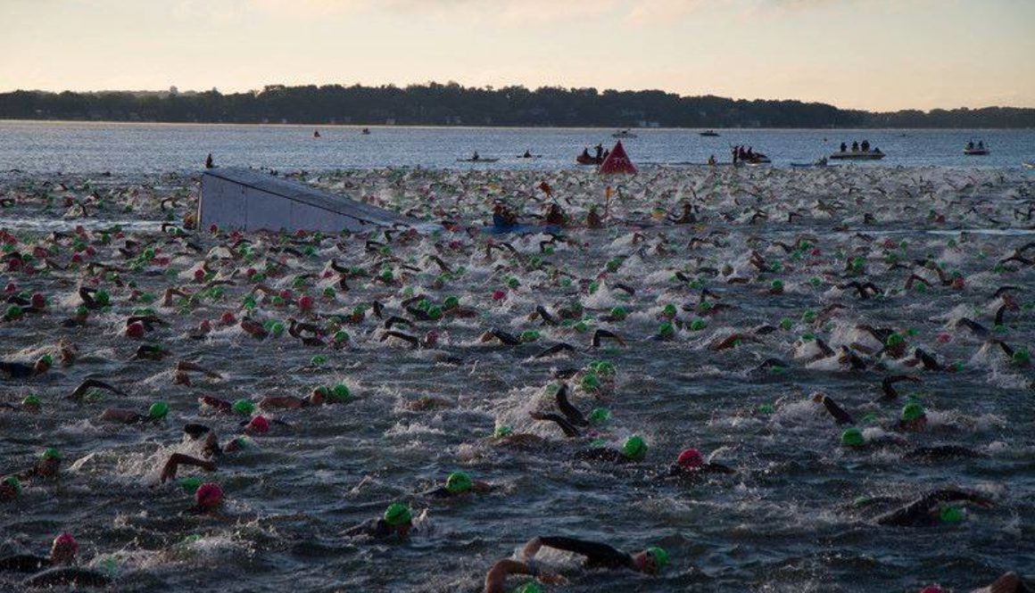 IMWI Swim Start